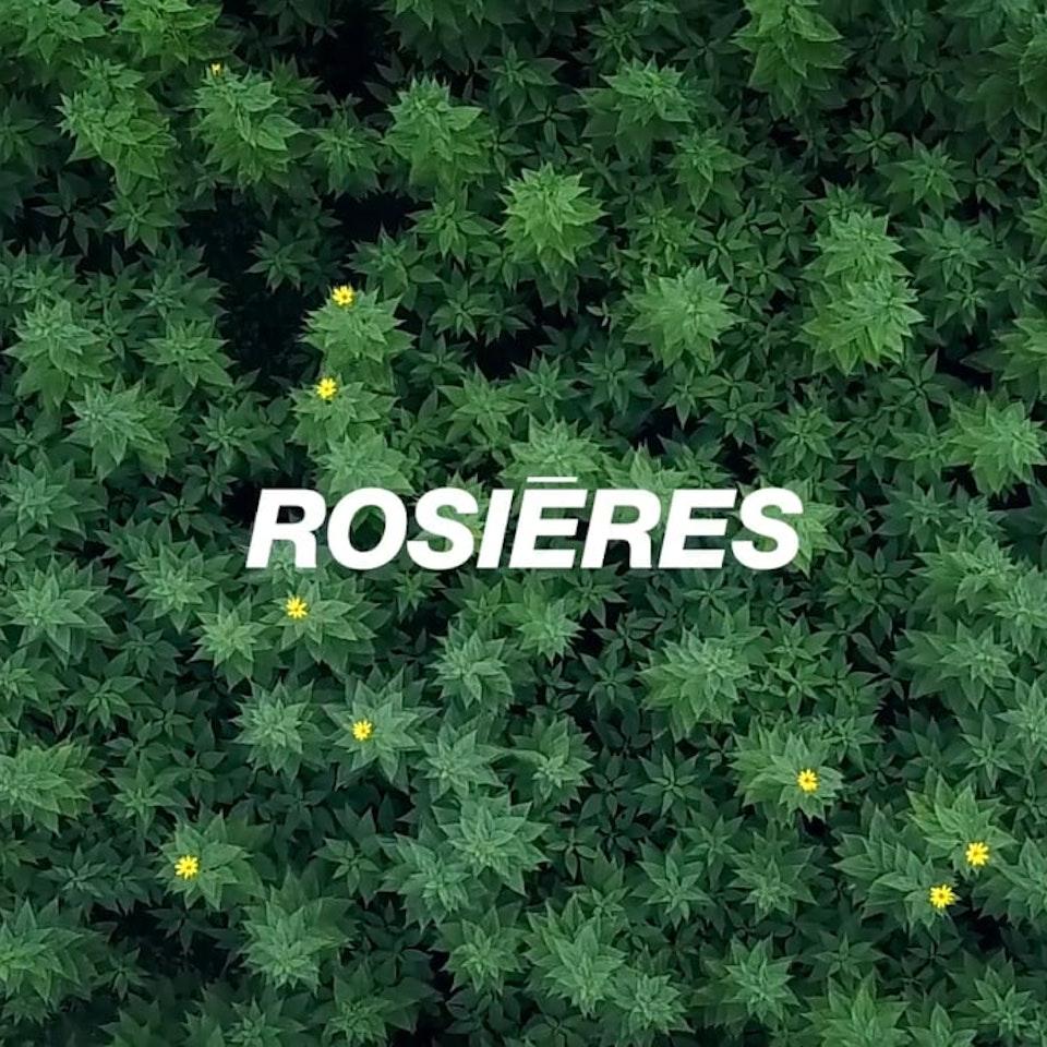 ROSIÈRES - LES PRODUCTEURS - ROSIÈRES TEASER