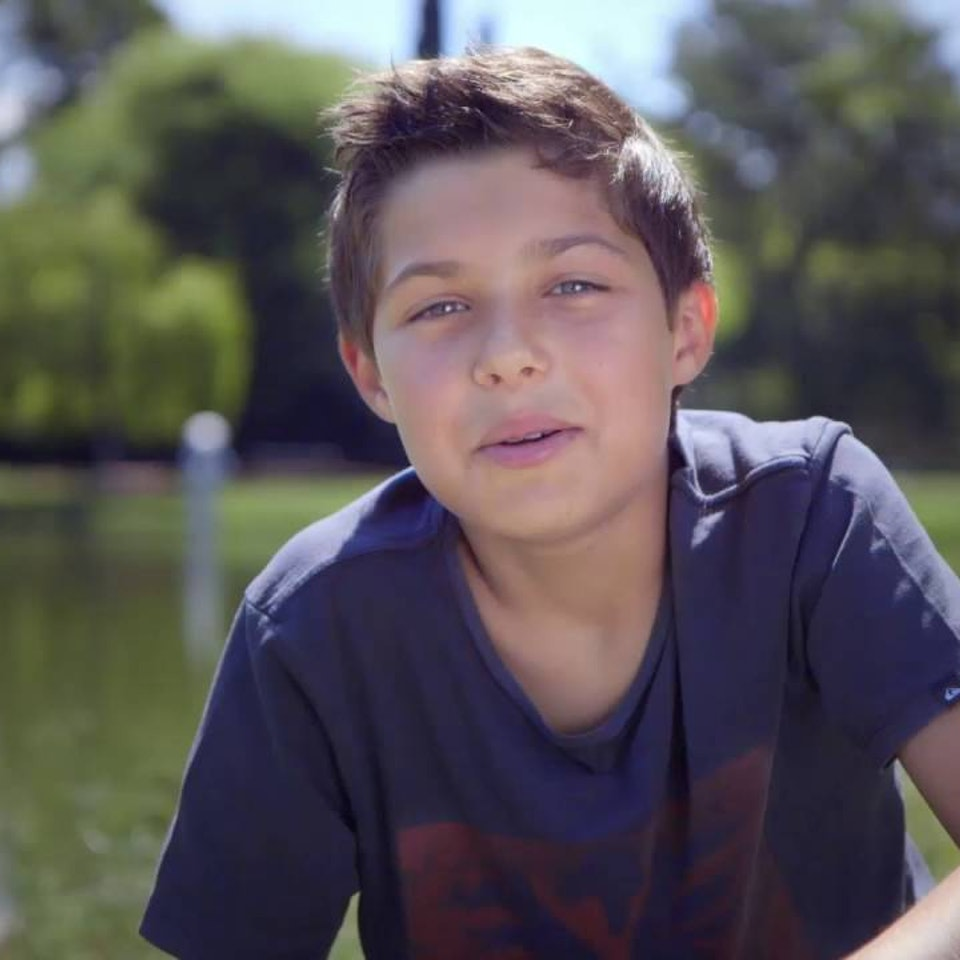 YOPLAIT - I LOVE MY AGE I Love My Age - Jules, 11 ans