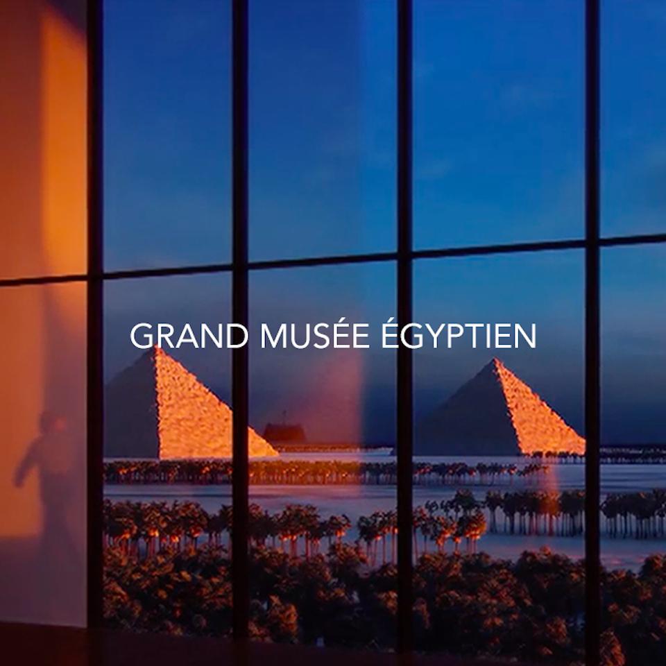 jmage - GRAND MUSÉE ÉGYPTIEN