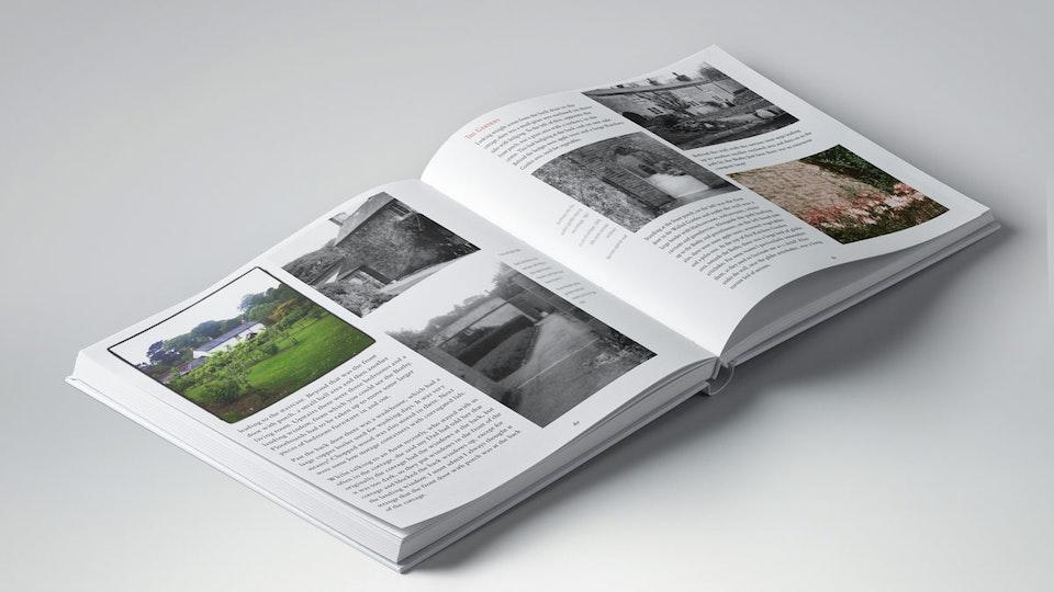 Barbara Santi - Home of Springs, Trengwainton Book