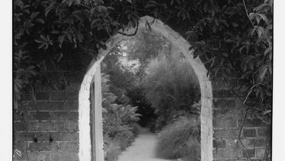 Home of Springs, Trengwainton arch