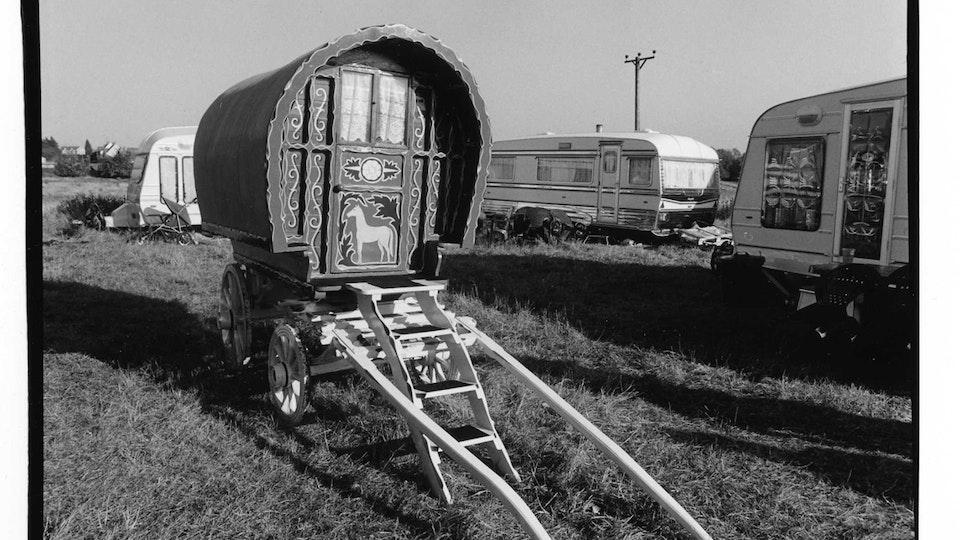 Stow Fair caravans
