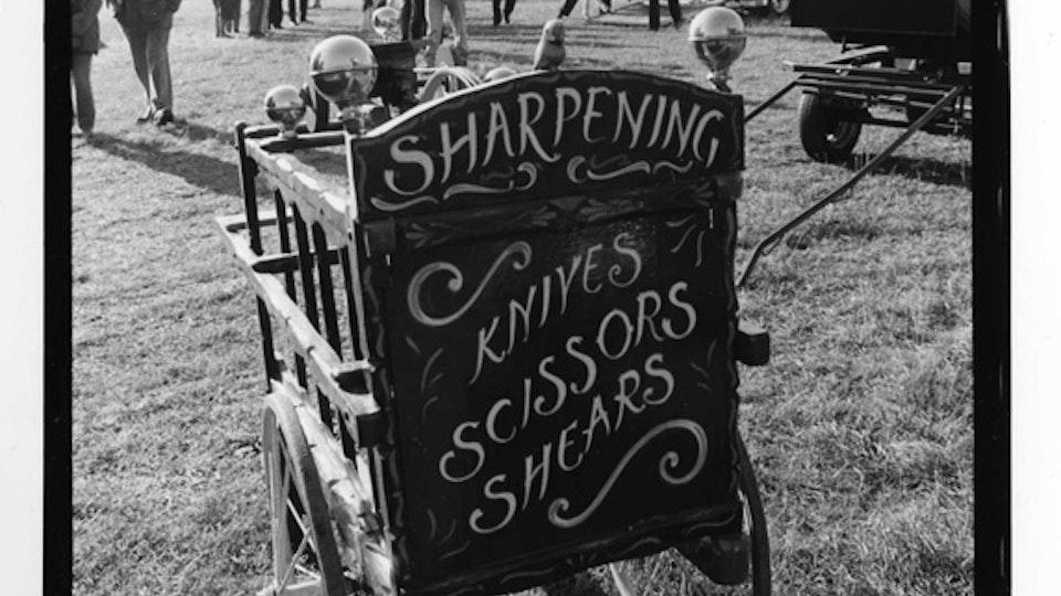 Stow Fair shears