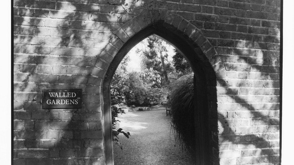 Home of Springs, Trengwainton Archway