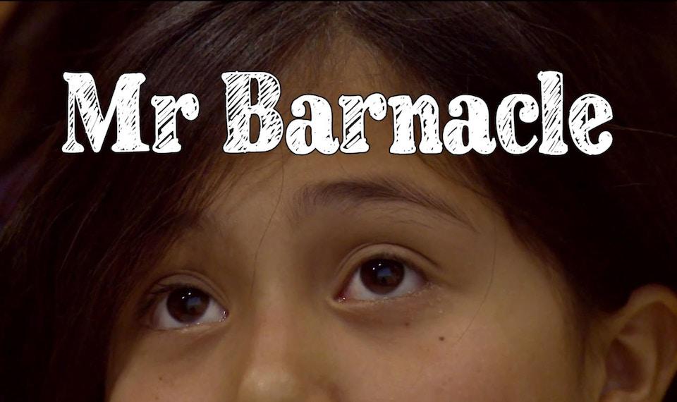 Mr. Barnacle - PARTICIPANT MEDIA