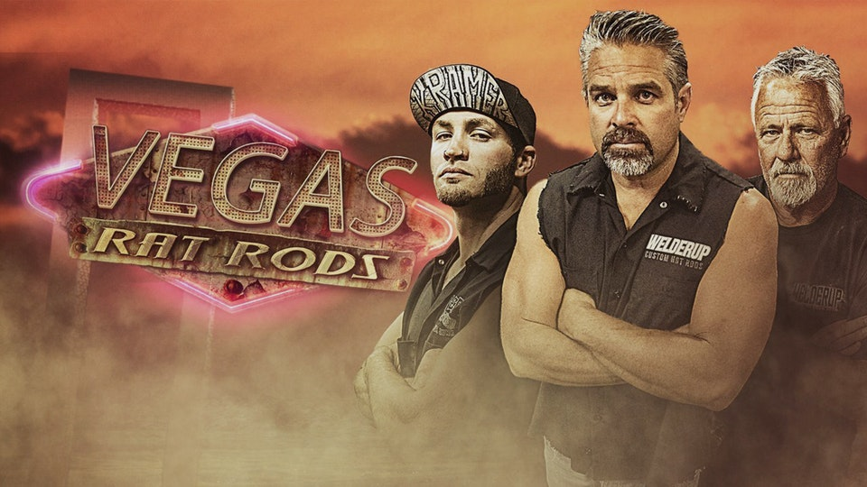 Vegas Rat Rods - DISCOVERY