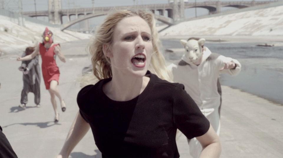 Chin Up - TV HEADS - Music Video