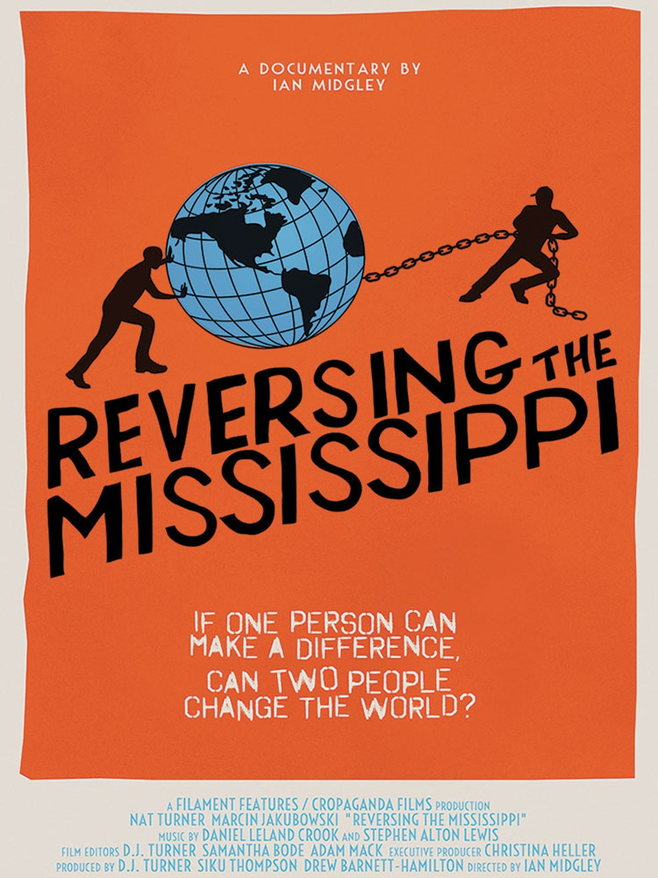 Reversing the Mississippi - PBS - Feature Documentary