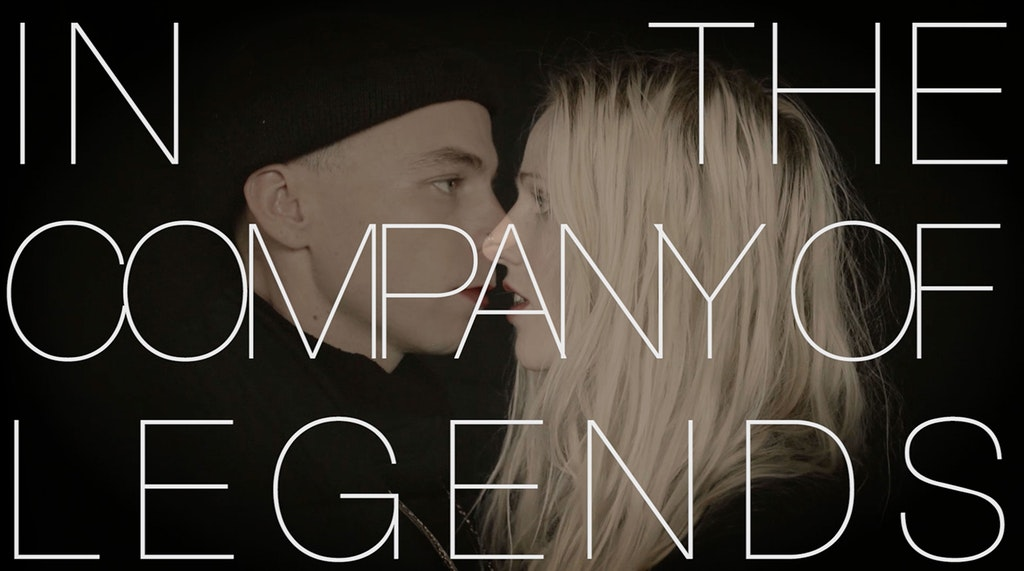 In The Company of Legends - MUSIC DOCUMENTARY