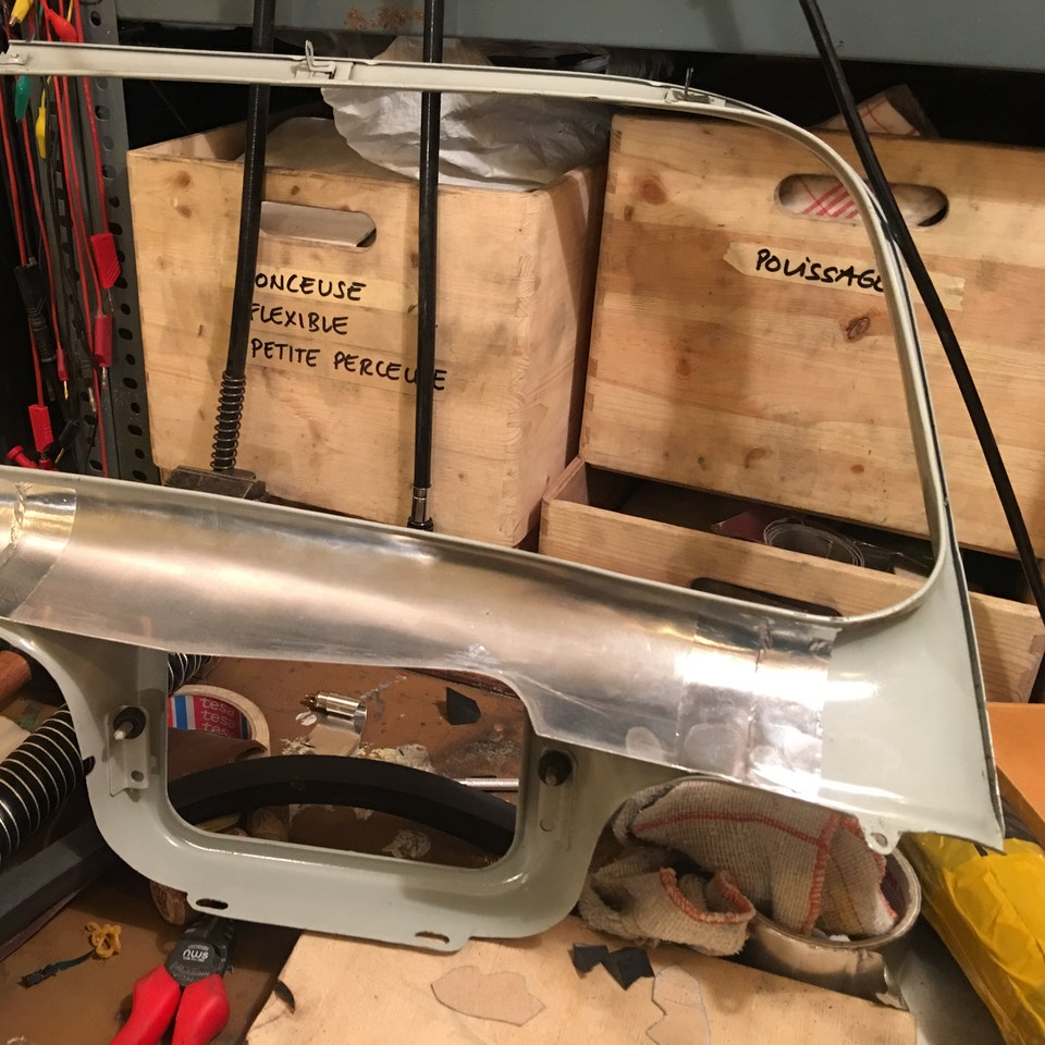 Heater & Defrost Installation IMG_9017