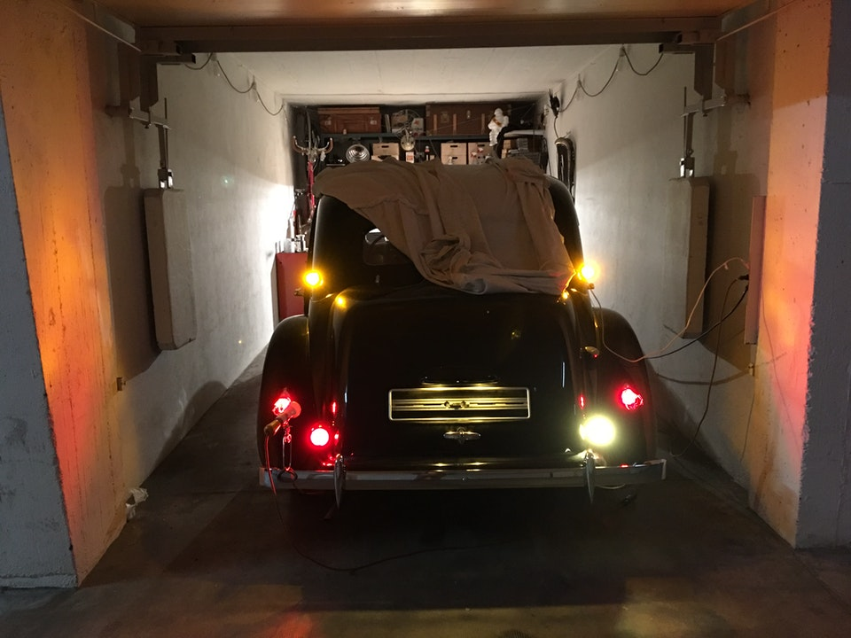 garage7heaven - Lightning upgrade