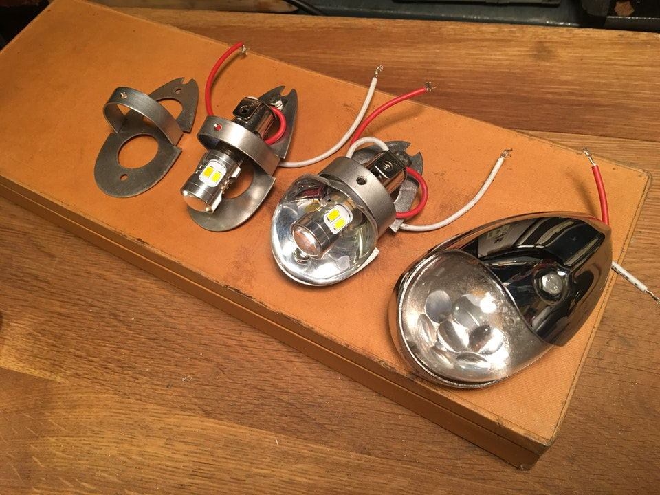 garage7heaven - Turn Signals - LED Conversion