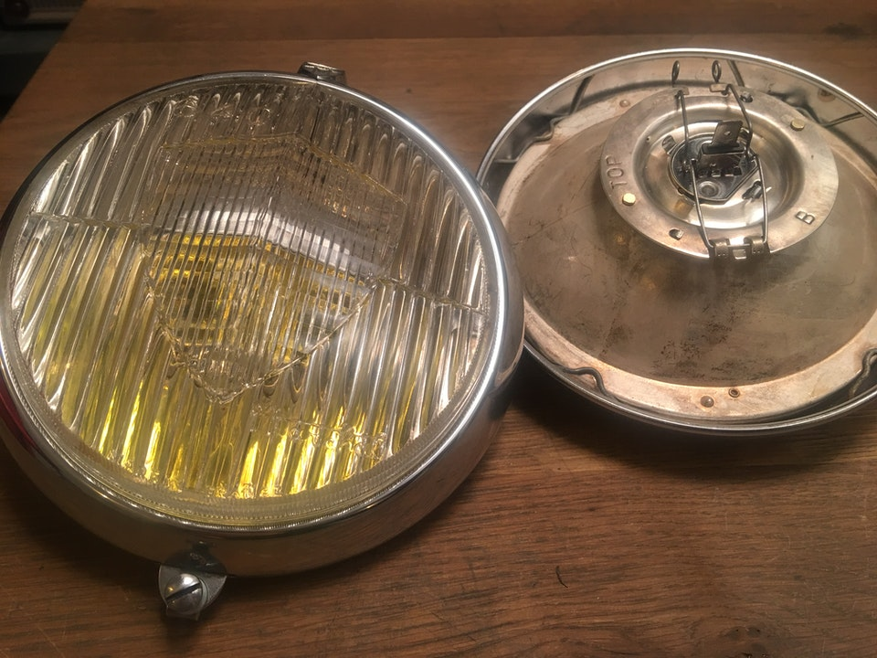 garage7heaven - Fog Lights - Halogen Conversion