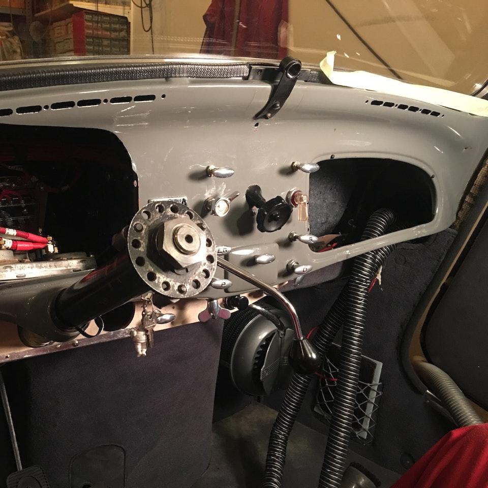 Heater & Defrost Installation IMG_8943
