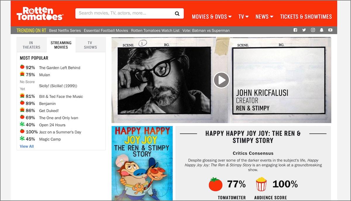Happy Happy Joy Joy - A Top Doc