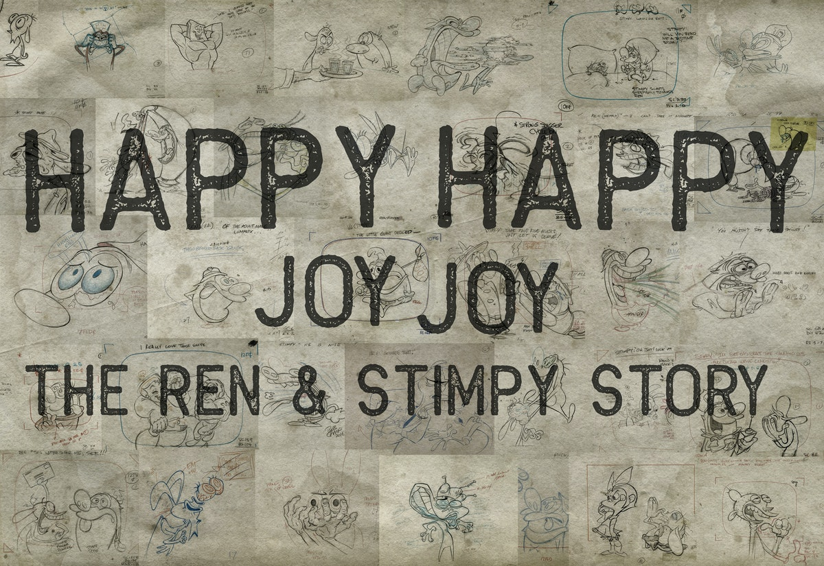 Happy Happy Joy Joy Heads to Sundance