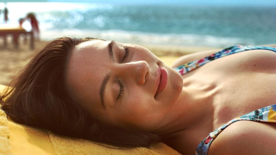 """On The Beach On The Beach """"Sally"""" 60"""