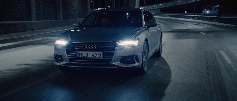 """Audi A6 """"Our Safest Car So Far"""""""