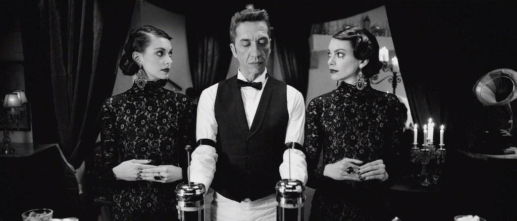 """Café Noir """"The Twins"""""""