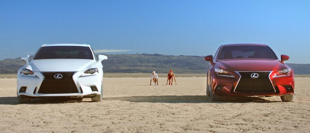 "Lexus ""Amazing in Motion"""