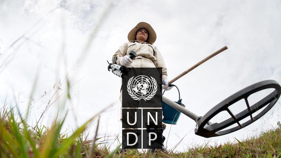 Happenstance Films - UNDP | The Bombs Below