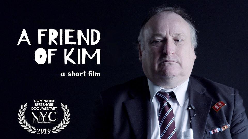 A Friend of Kim - A FRIEND OF KIM