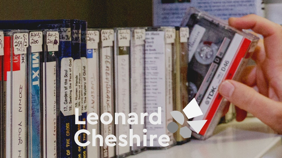 Leonard Cheshire | The Resonate Project - The Resonate Project