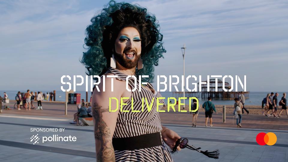 Happenstance Films - Spirit of Brighton Delivered