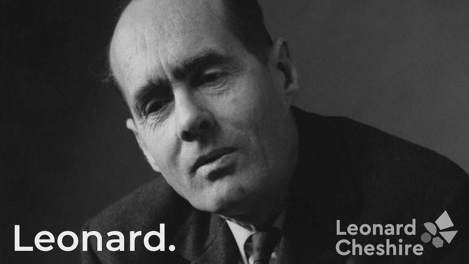 Happenstance Films - Leonard Cheshire | Leonard.