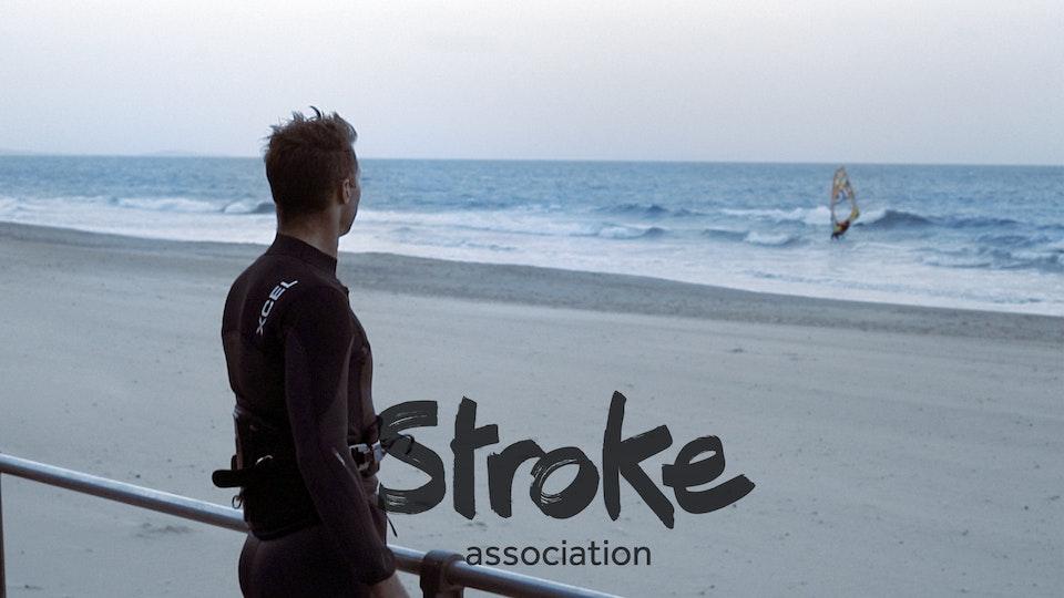 Happenstance Films - Stroke Association | Russell