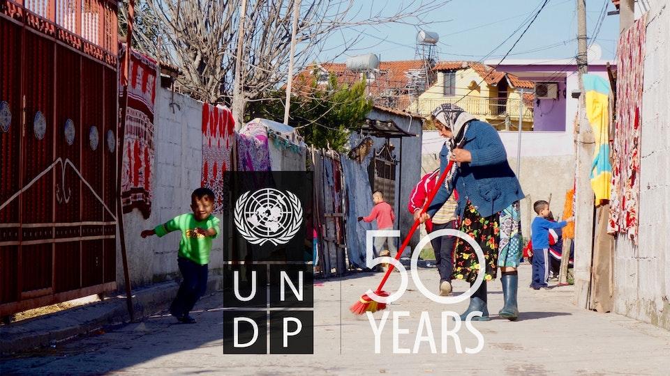 Happenstance Films - UNDP | I Am Fatmira