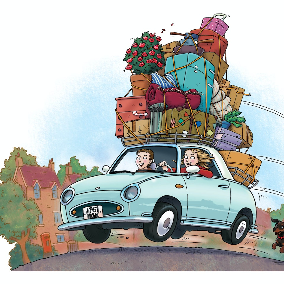 Private Commissions Moving CardAW