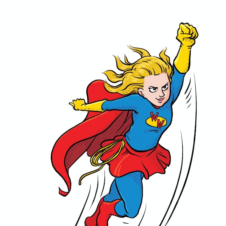 Educational Click_superheroes_artwork