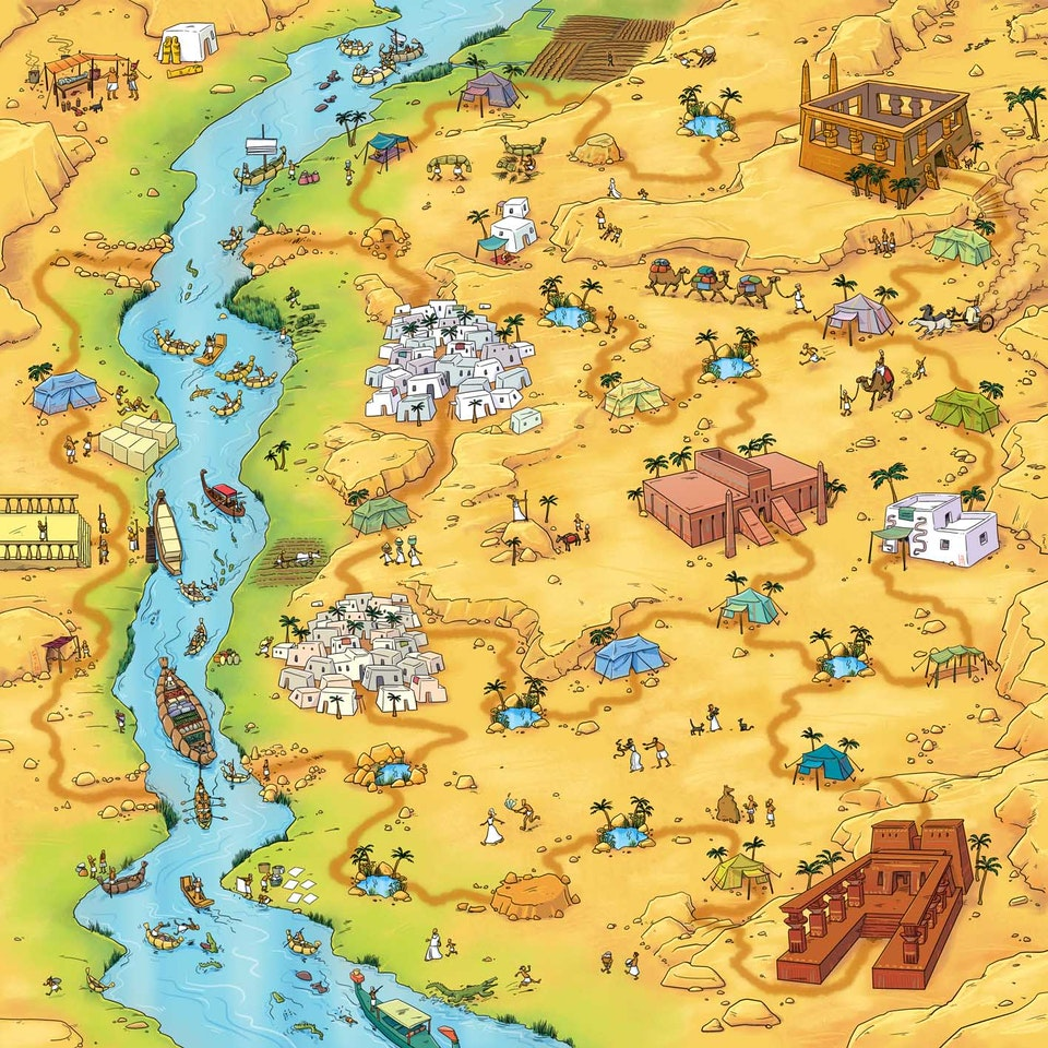 Maps and Games HHegyptboardAW