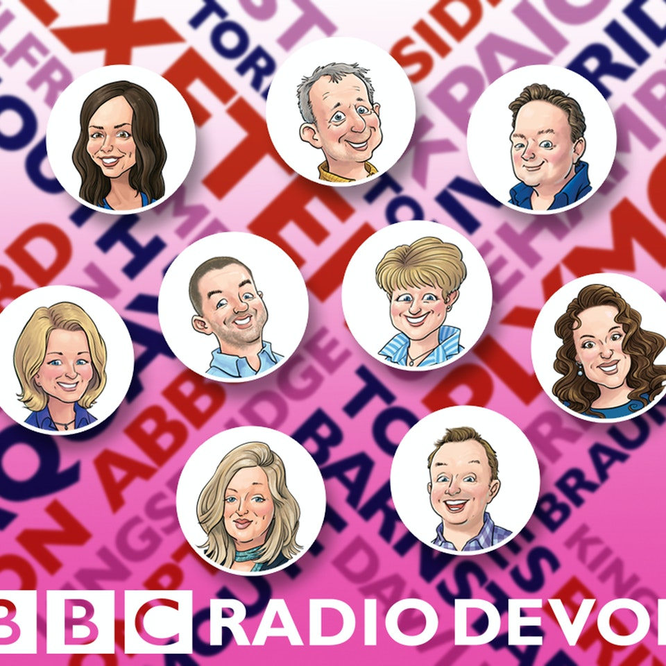 Portraits & Caricatures BBC_Radio_Devon