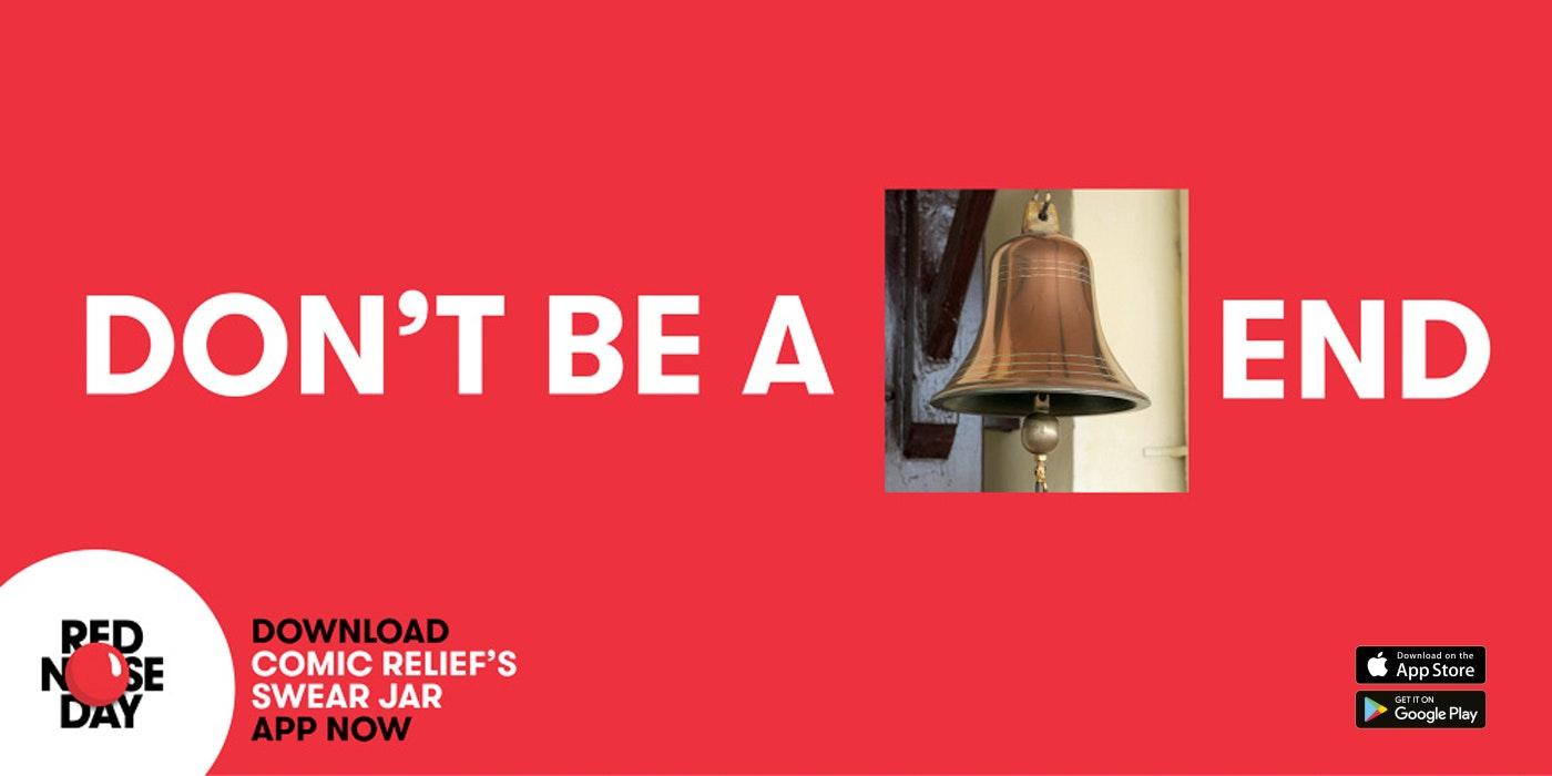 Comic Relief | Swear Jar - Greg & Thomas