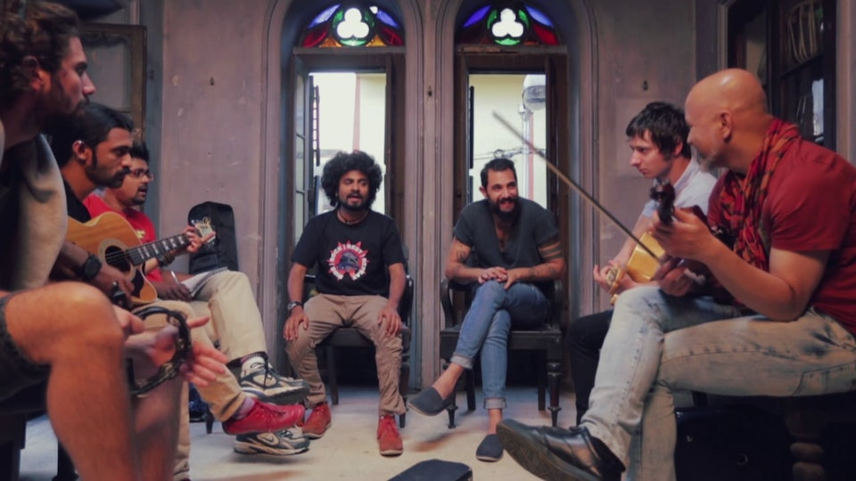 From Lebanon With Love | The Wanton Bishops meet Swarathma