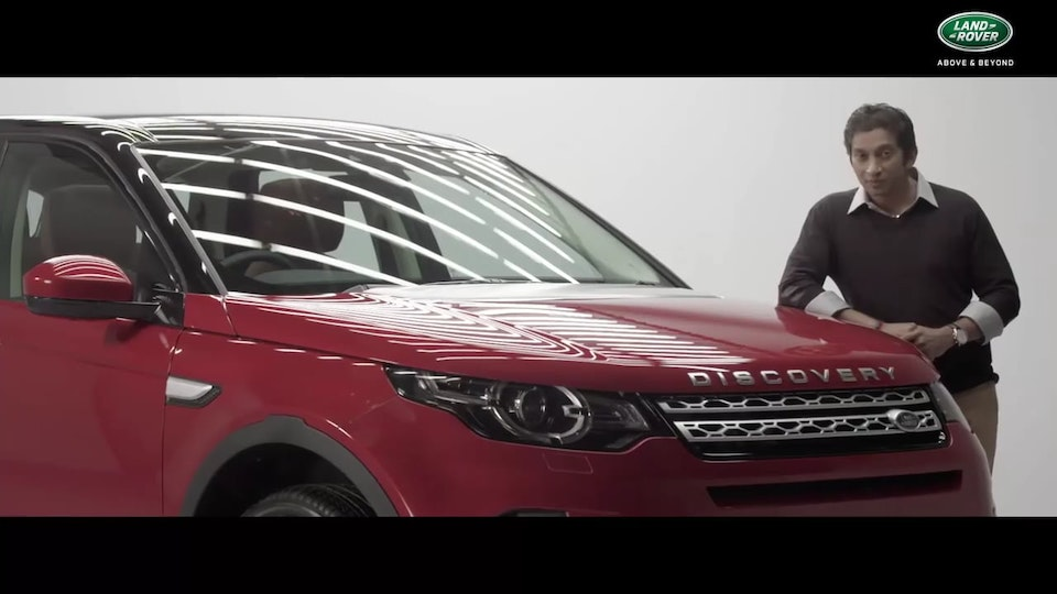 Land Rover #ReadyToDiscover Contest with Narain Karthikeyan
