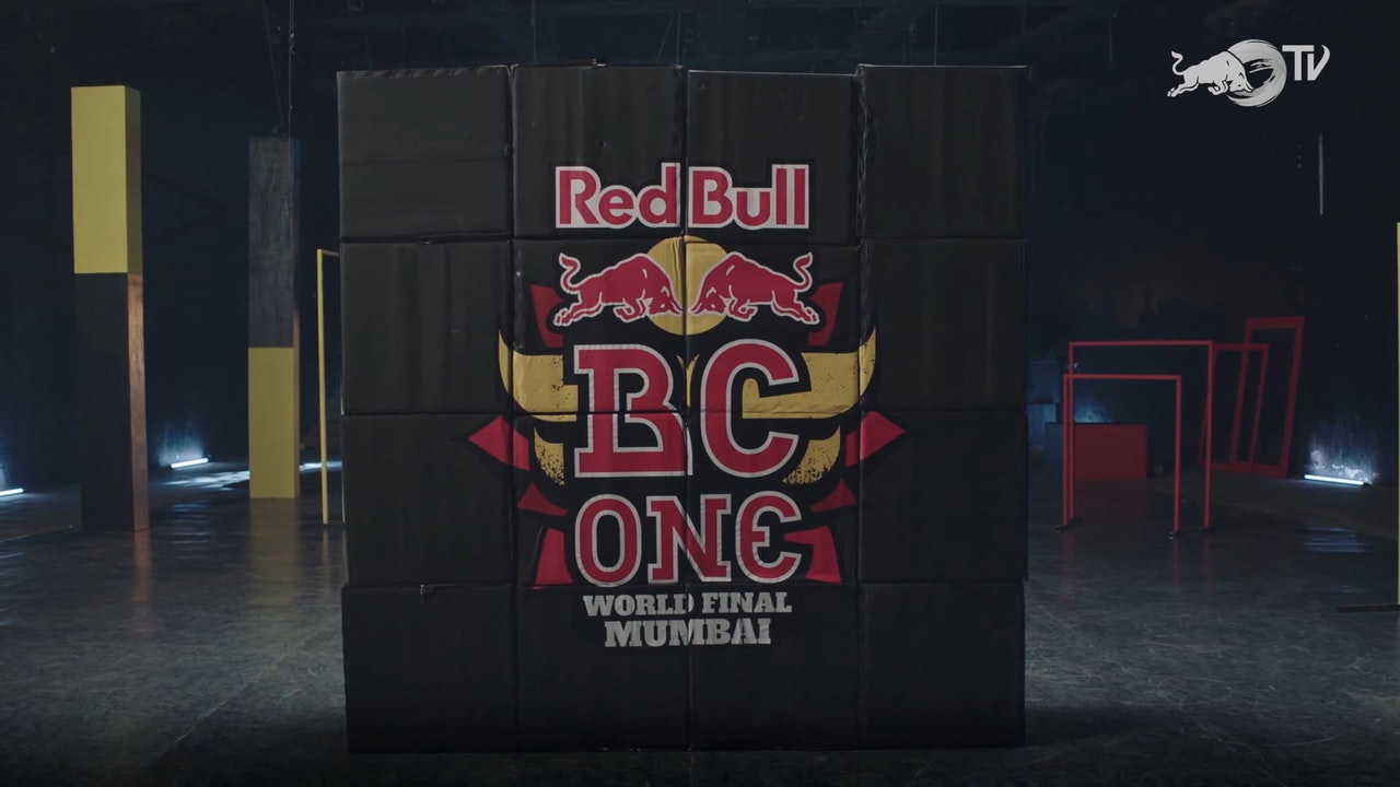 RED BULL BC ONE LEGENDS FT. DIVINE -