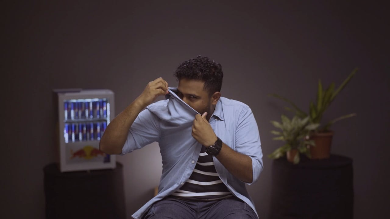 Red Bull #OnTheRoadStories ft. Abish Mathew -