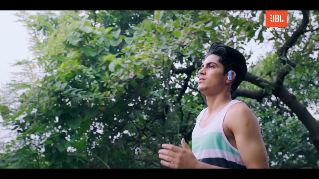 My Fitness with My JBL ft. Shubman Gill