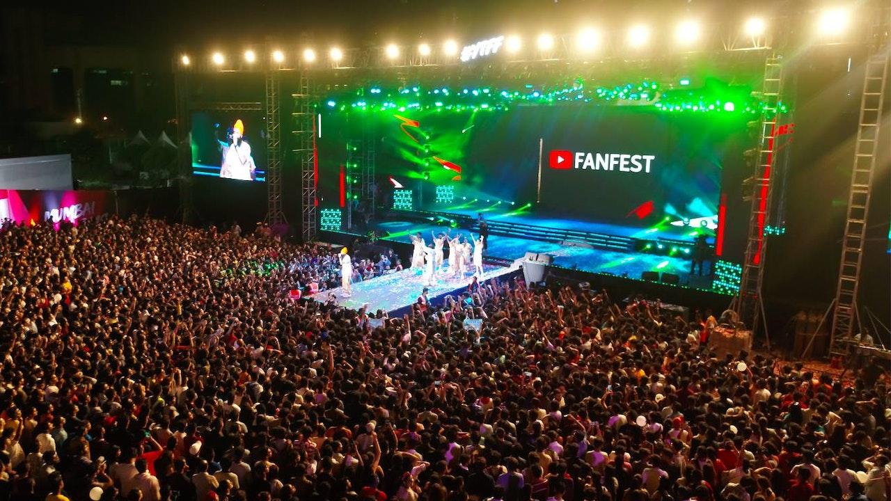 YouTube FanFest Mumbai 2019 - Livestream -