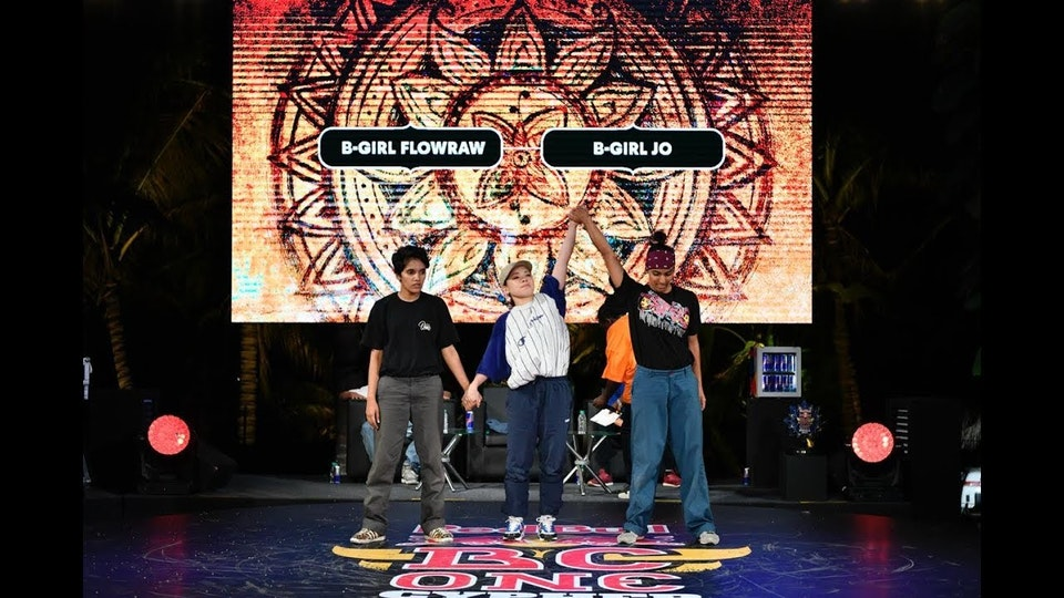Red Bull BC One Cypher India 2019