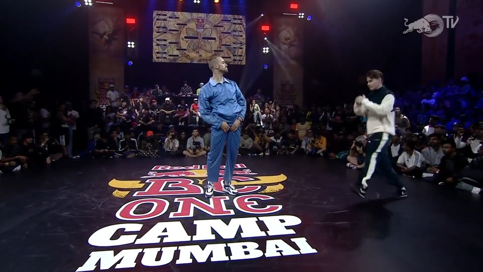 Red Bull BC One Camp Mumbai 2019