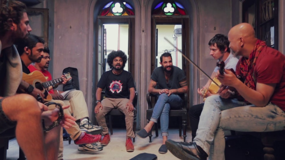 From Lebanon With Love | The Wanton Bishops meet Swarathma -