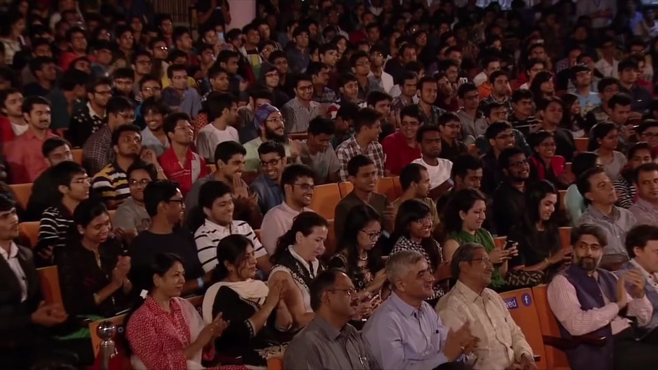 Mark Zuckerberg Live Q&A at IIT Delhi
