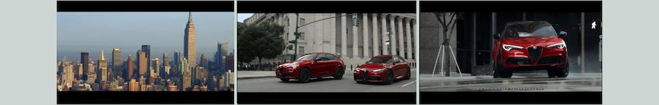Alfa Romeo - New York Minute