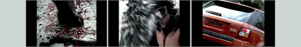 Range Rover - Breathe Painter Skier
