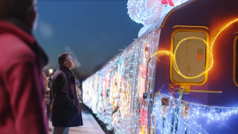 Cadbury - Christmas Commute