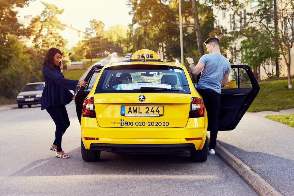 Sverige Taxi -